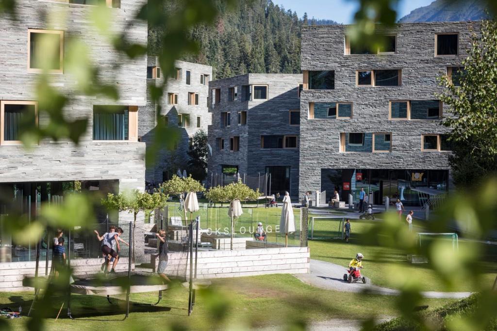 rocksresort, Флимс, Швейцария