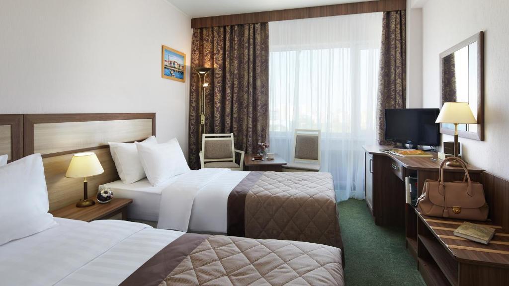 Отель Измайлово Дельта, Москва