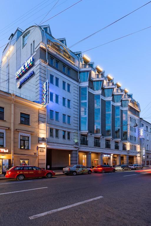 Отель Парк Инн От Рэдиссон Невский, Санкт-Петербург