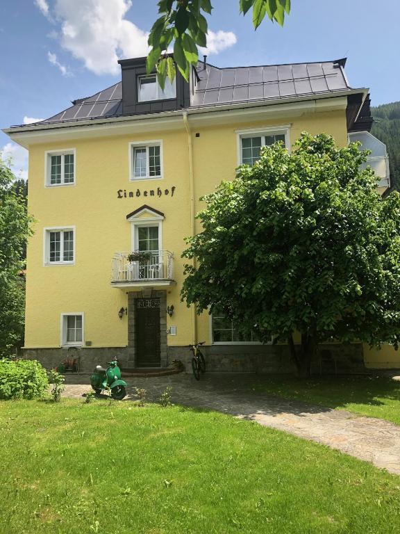 Hotel Lindenhof, Бад-Гастайн, Австрия