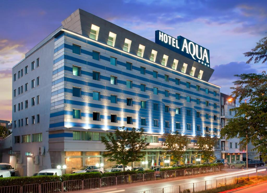 Aqua Hotel, Варна