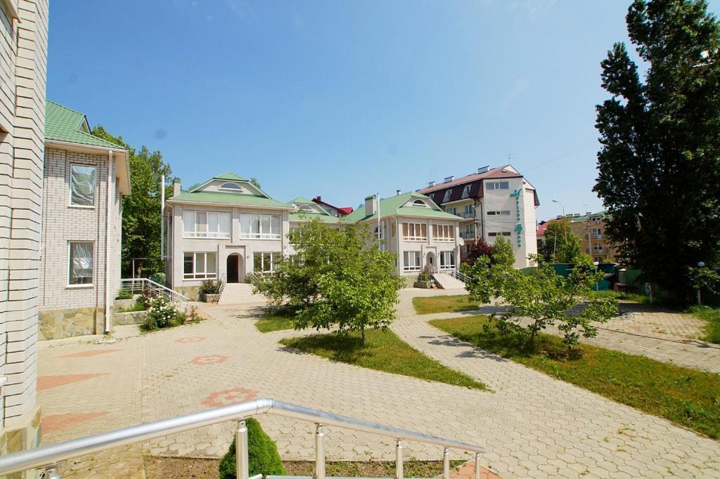 Апарт-отель Гузель