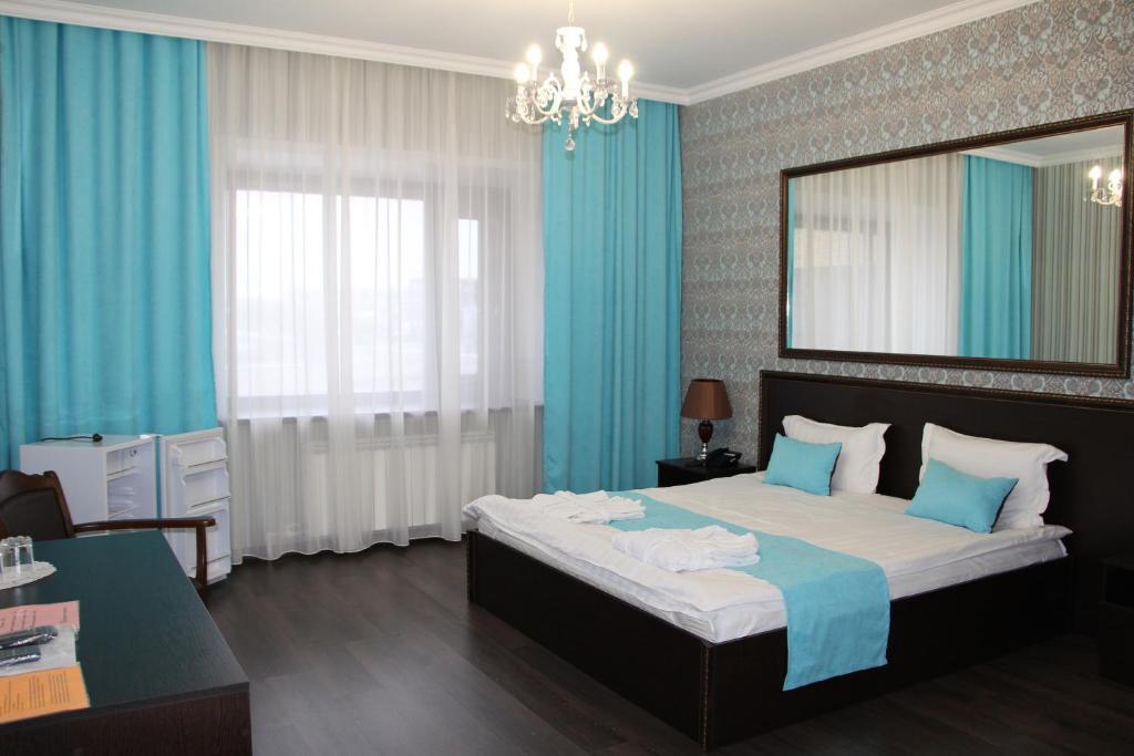 Двухместный (Большой двухместный номер) отеля Букпа