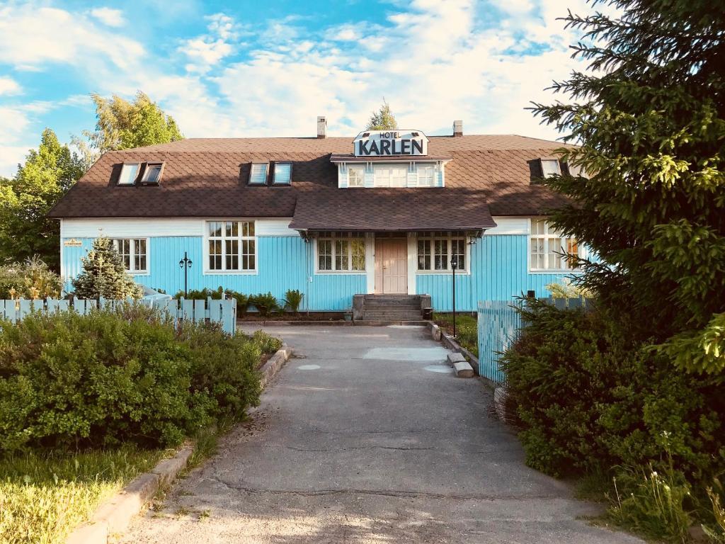 Отель Карлен, Лахденпохья