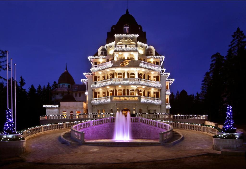 Festa Winter Palace Hotel & SPA, Боровец, Болгария