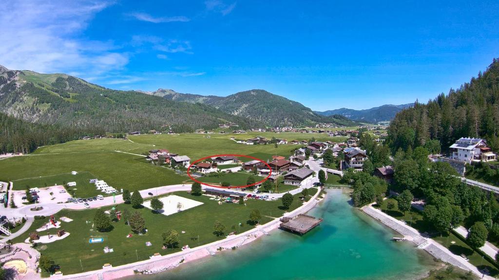 Ferienwohnung Achensee, Ахенкирх, Австрия