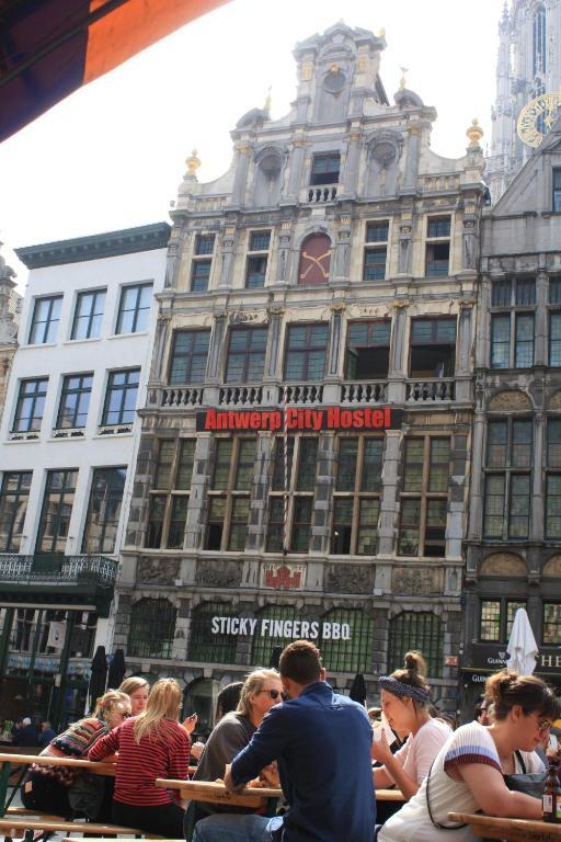 Antwerp City Hostel, Антверпен, Бельгия