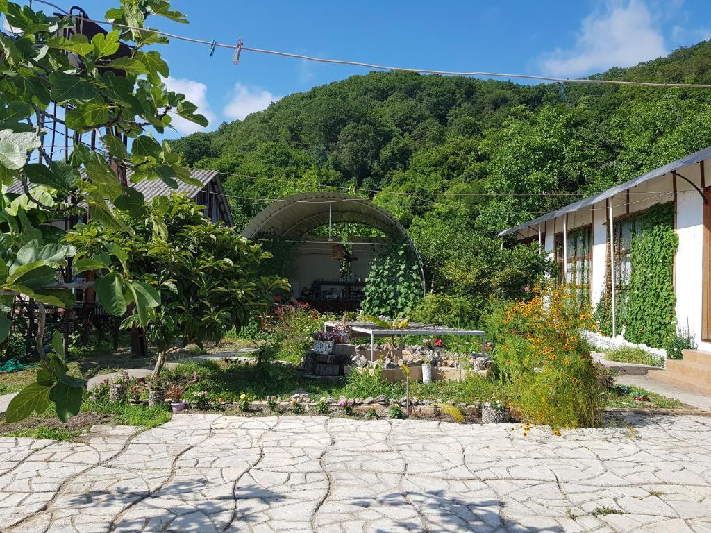 Отель Бунгало, Пицунда, Абхазия