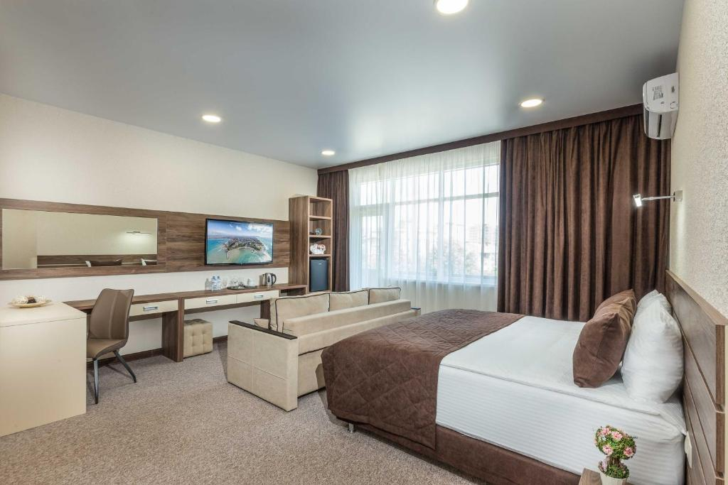Отель Imperial Sun, Анапа