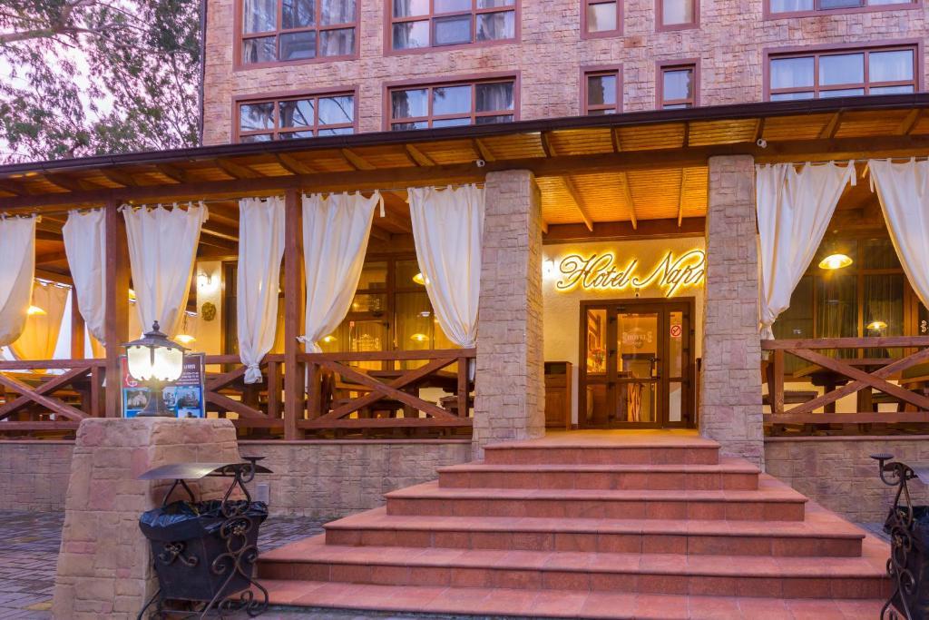 Отель Napra, Цандрипш, Абхазия