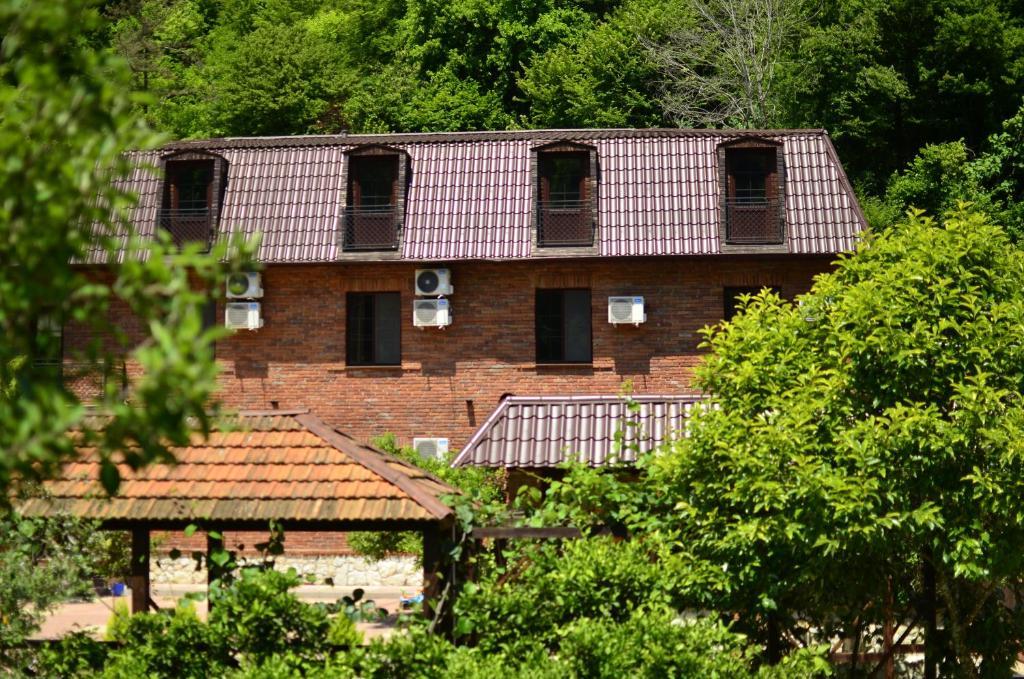 Отель ДжаНат, Сухум, Абхазия