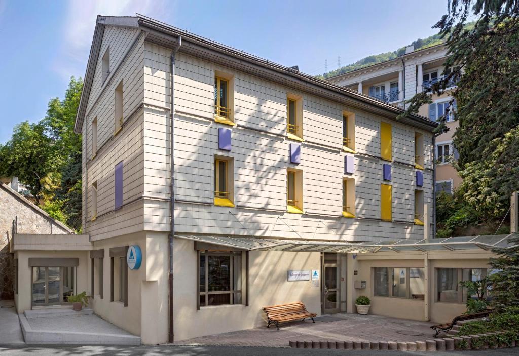 Montreux Youth Hostel, Монтрё