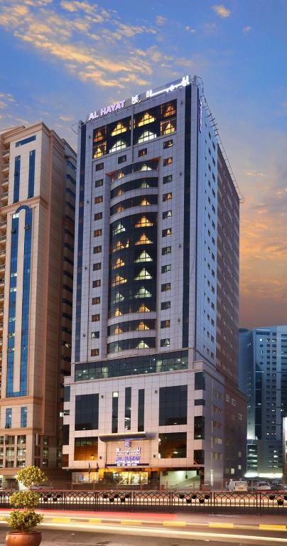 Al Hayat Hotel Suites, Шарджа, ОАЭ