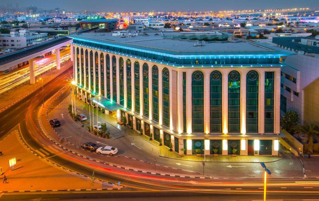 Deira Hotel, Дубай, ОАЭ