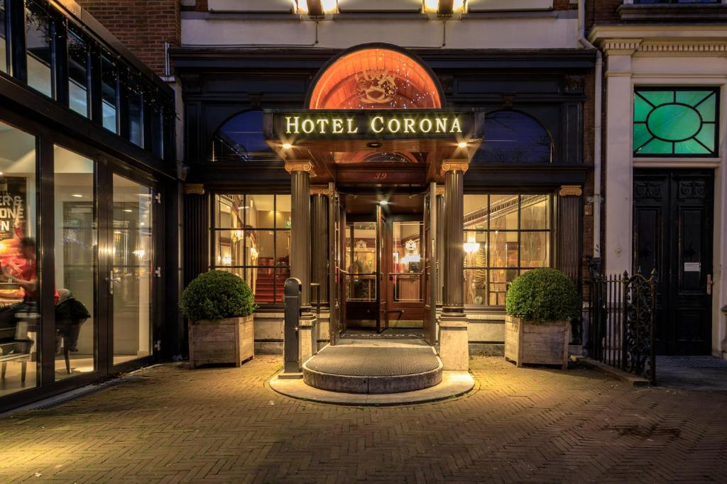 Boutique Hotel Corona, Гаага, Нидерланды