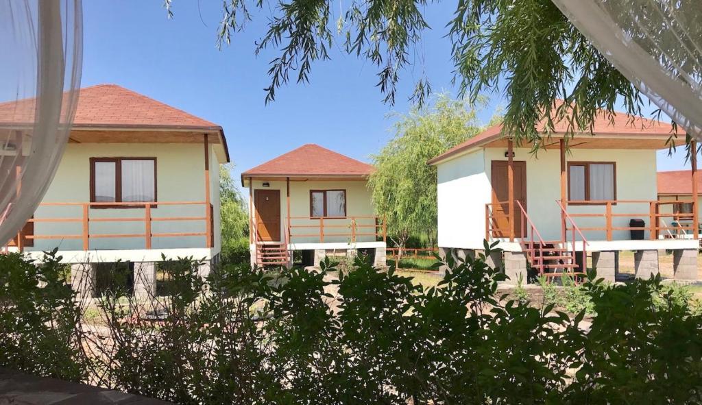 Курортный отель Yamayka Beach Resort, Капчагай, Казахстан