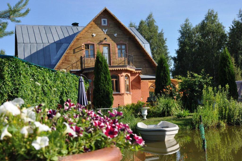 Усадьба Борисово, Петровское