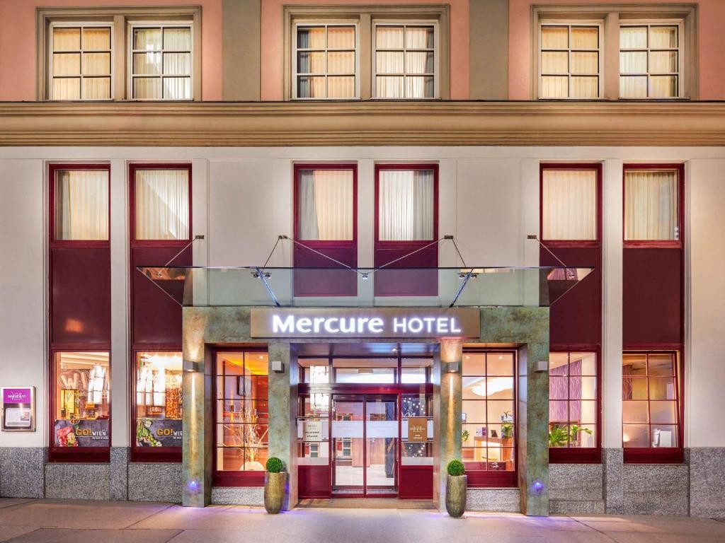 Mercure Wien Zentrum, Вена, Австрия