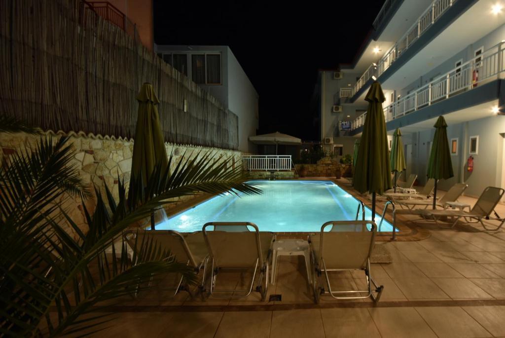 Отель Kiwi Hotel, Неа-Фокия