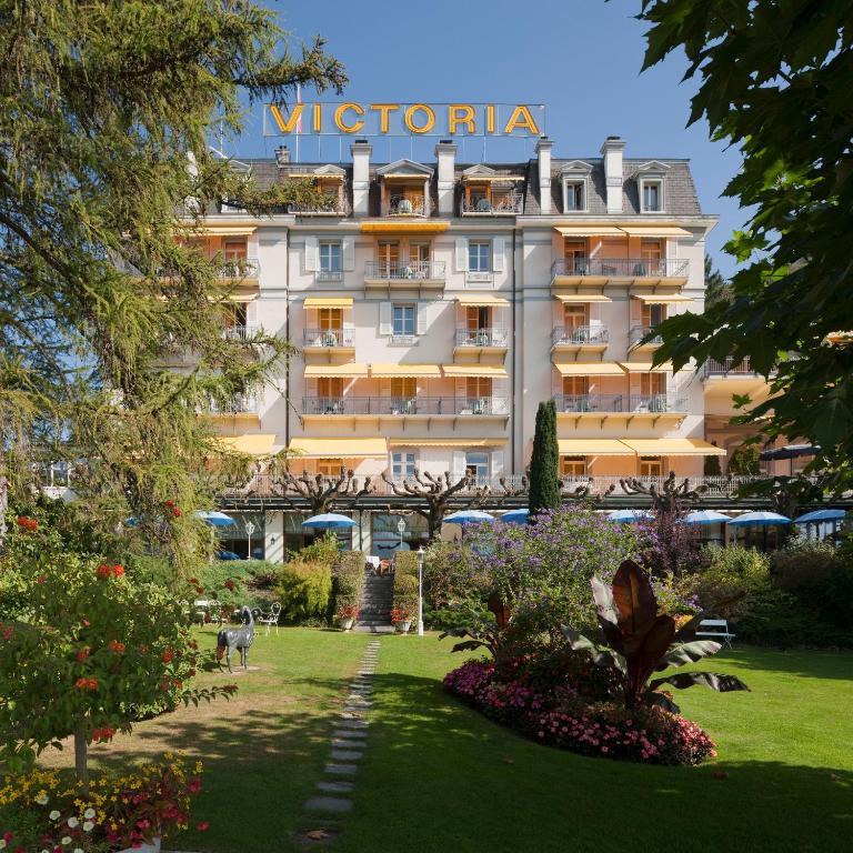 Hotel Victoria Glion, Монтрё