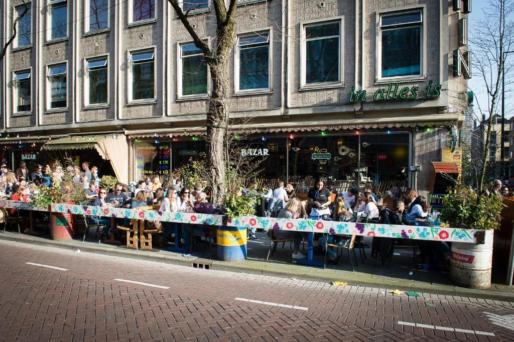 Hotel Bazar, Роттердам, Нидерланды