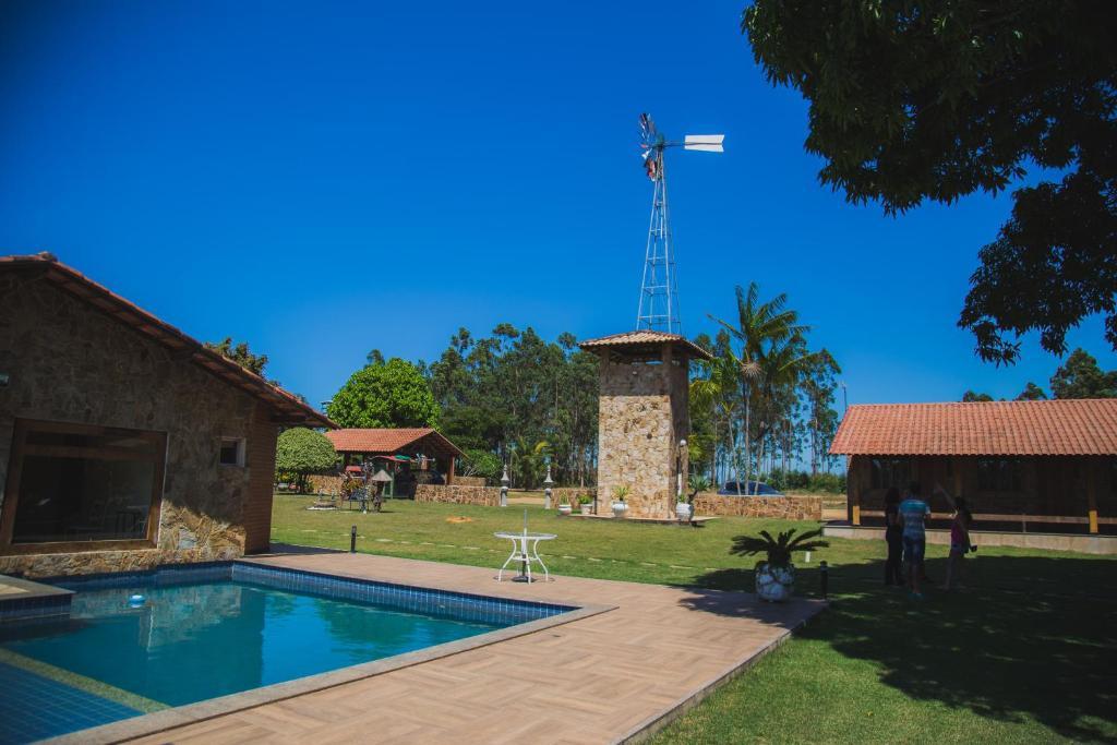 Гостевой дом Sitio Toca do Leao, Гуарапари