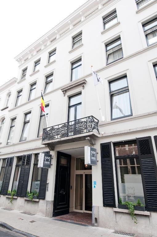 Hotel de Flandre, Гент, Бельгия