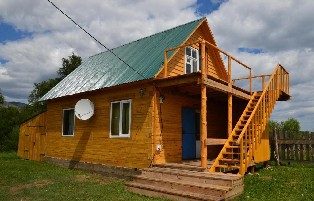 Дом для отпуска Уединенный домик на Байкале, Сарма