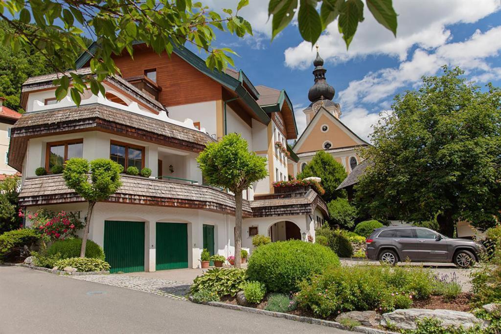 Das Landhaus Apartments Prägant, Бад-Клайнкирхайм, Австрия