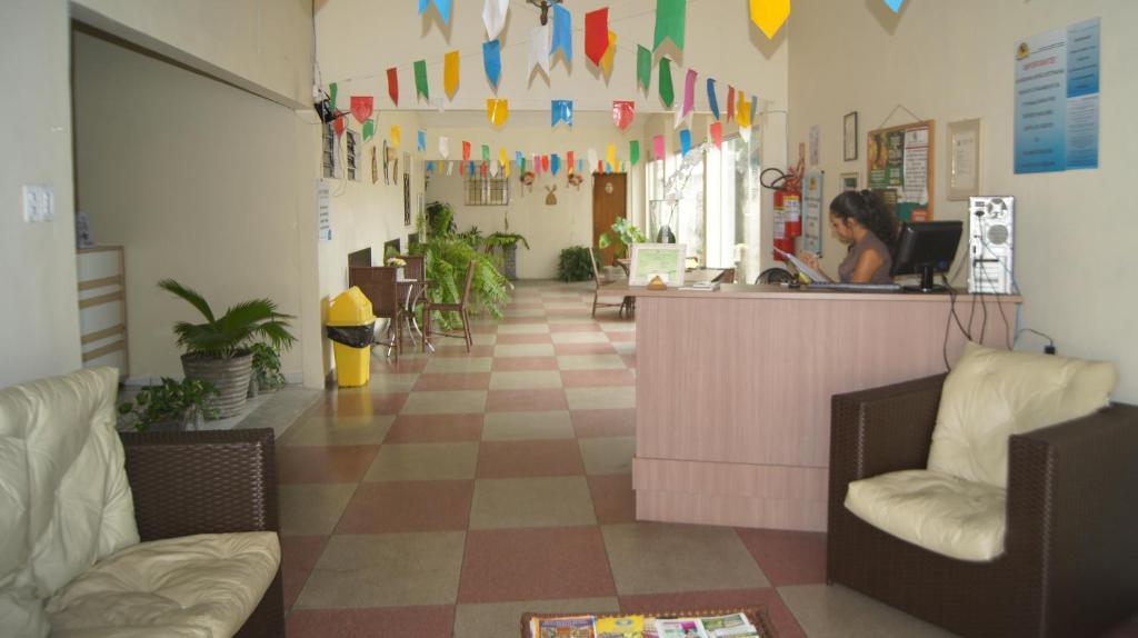 Гостевой дом Pousada do Alemão, Жуан-Песоа