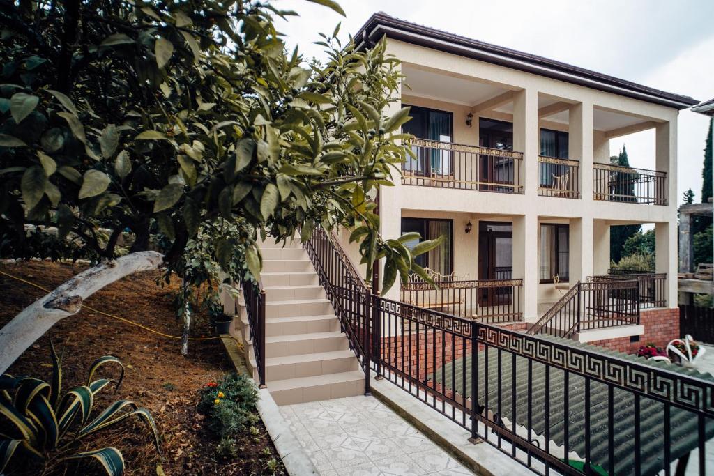Гостевой дом Баграт, Новый Афон, Абхазия