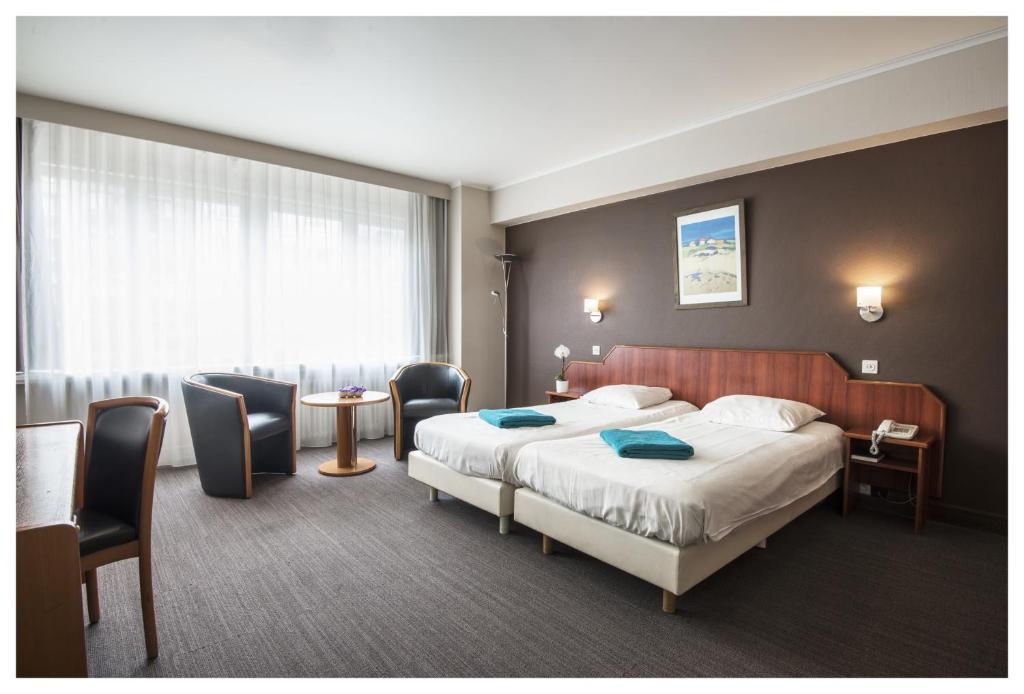 Hotel Ter Streep, Остенде, Бельгия