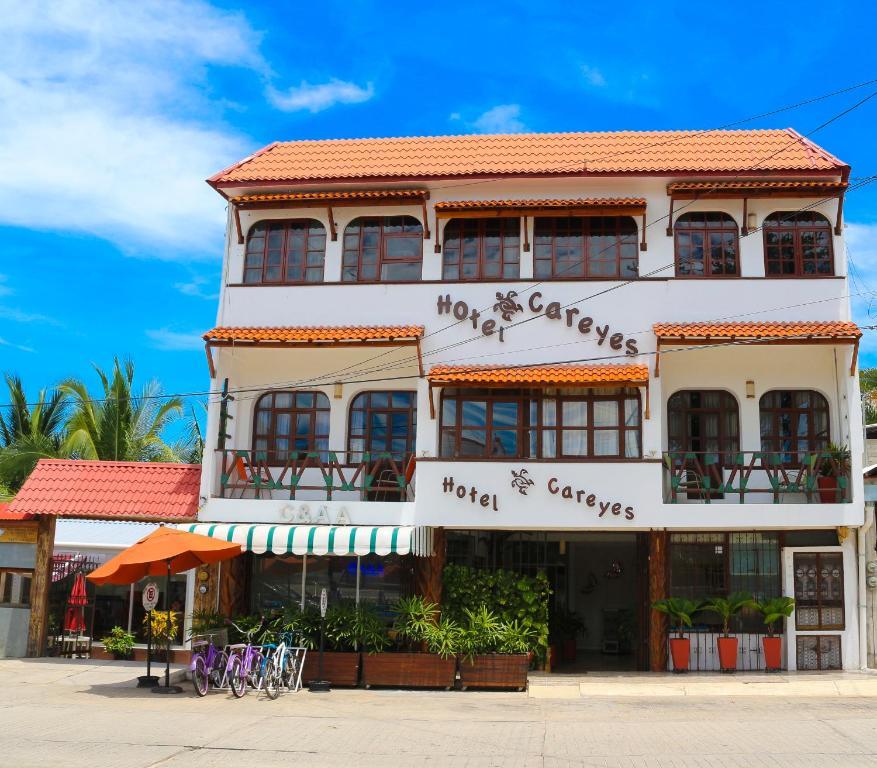 Отель Hotel Careyes Puerto Escondido, Пуэрто-Эскондидо