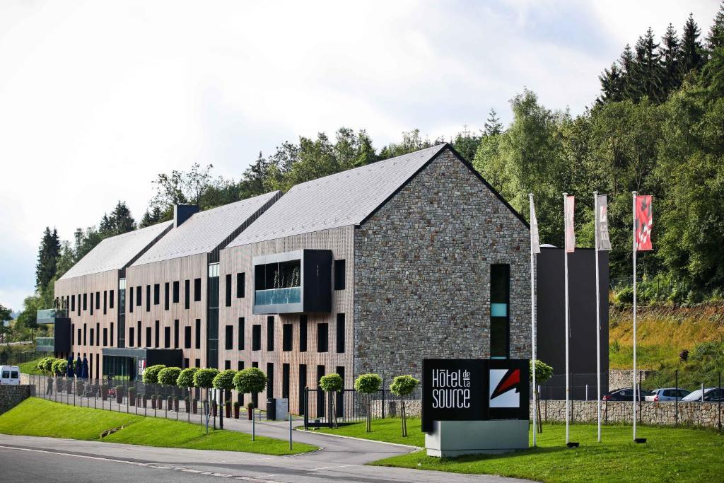 Hotel de la Source, Франкоршамп, Бельгия