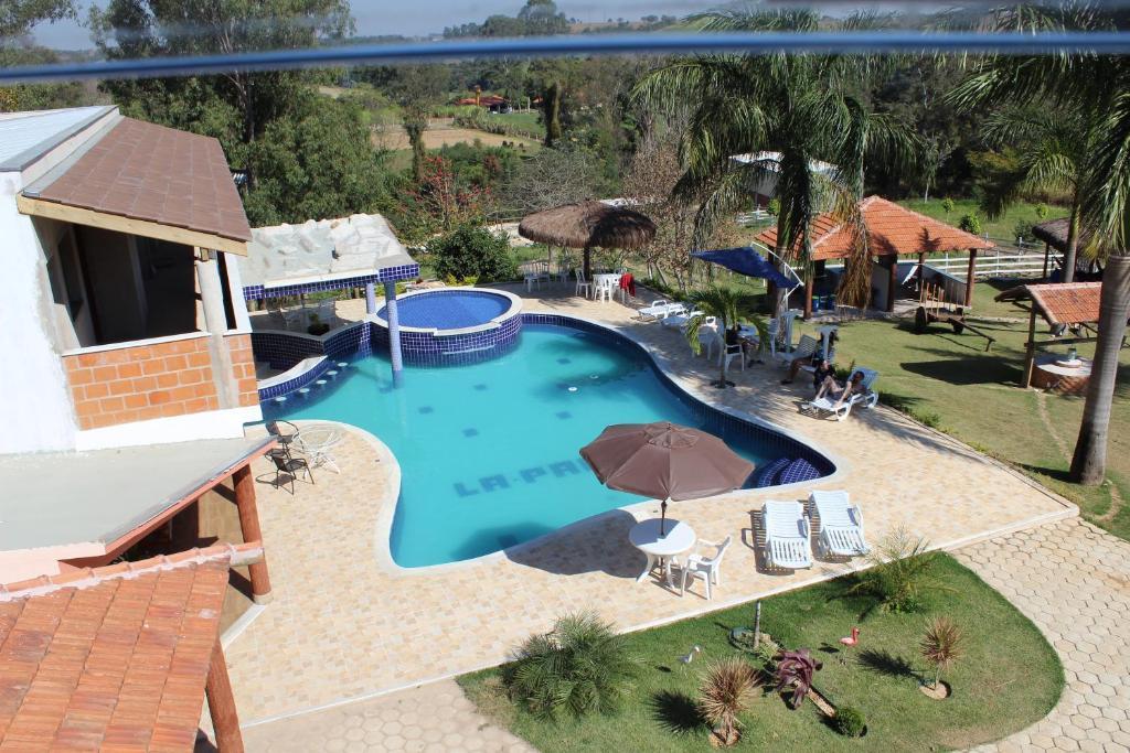 Отель La Palma Hotel Fazenda, Индаятуба