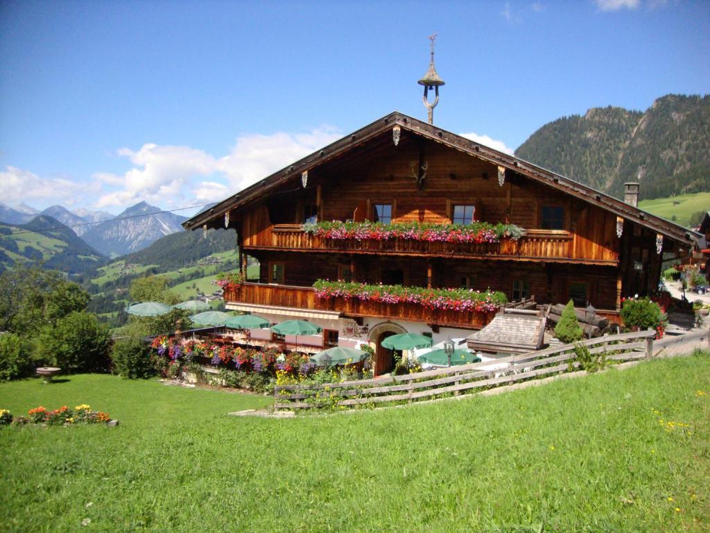 Alpengasthof Rossmoos, Альпбах, Австрия