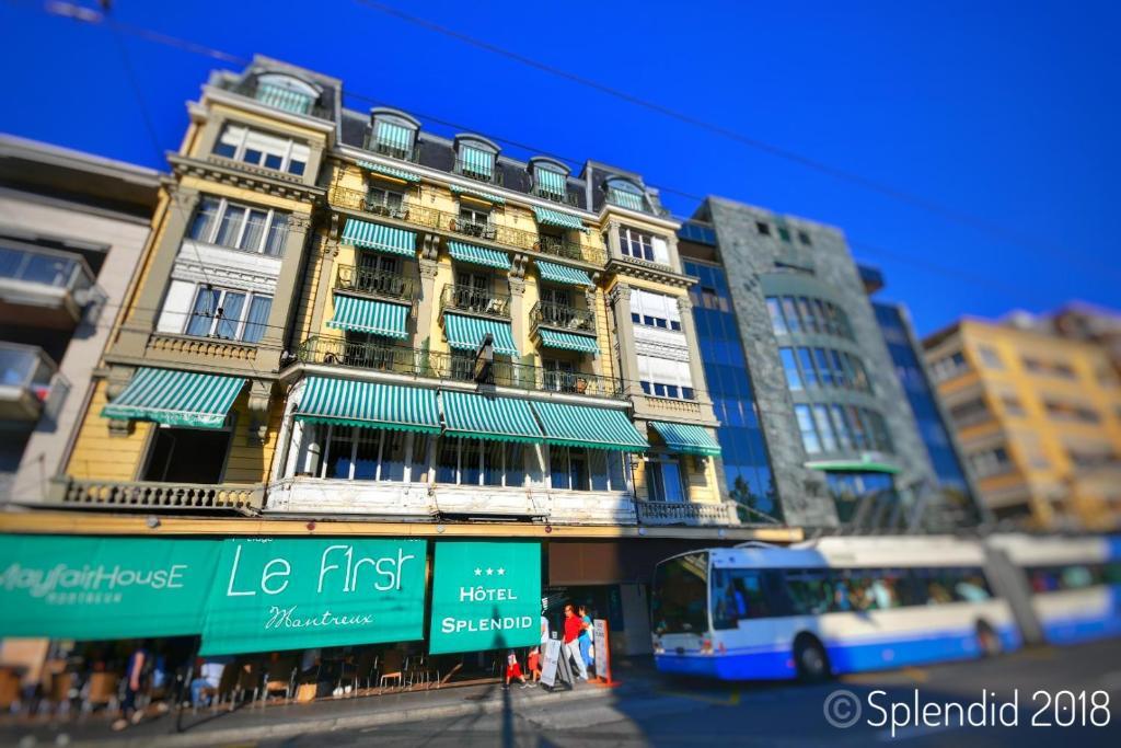 Hotel Splendid, Монтрё