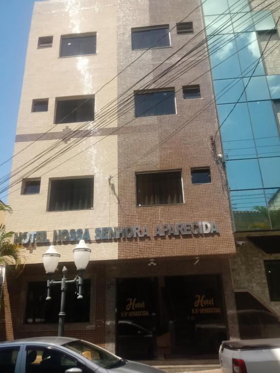 Отель Hotel Nossa Senhora Aparecida, Апаресида