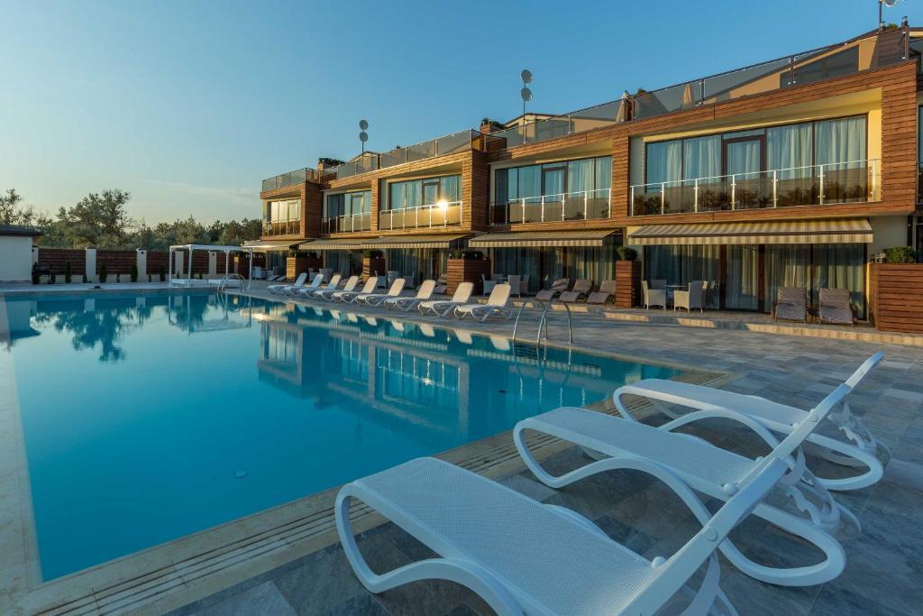 Лучшие отели Анапы с бассейном