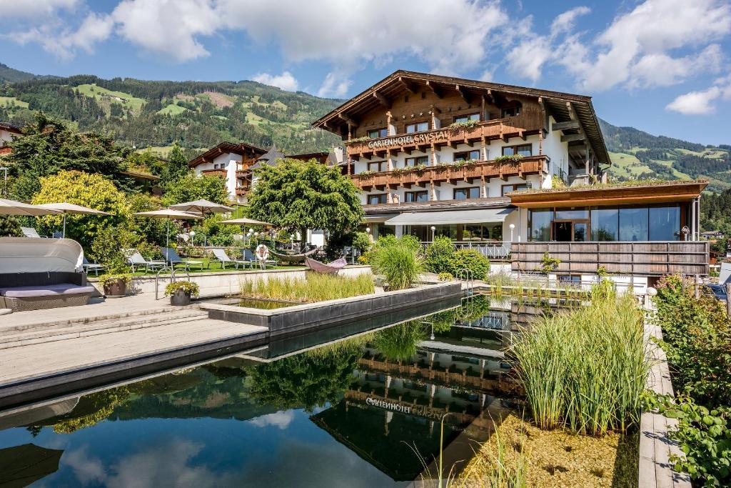 Gartenhotel Crystal - 4 Stern Superior, Альпбах, Австрия