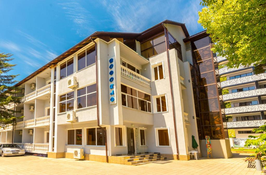 Пансионат Водопад, Новый Афон, Абхазия