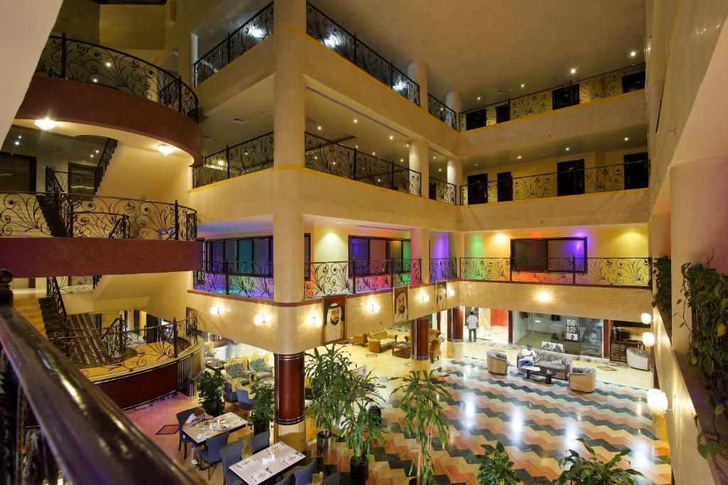 Al Bustan Hotel, Шарджа, ОАЭ