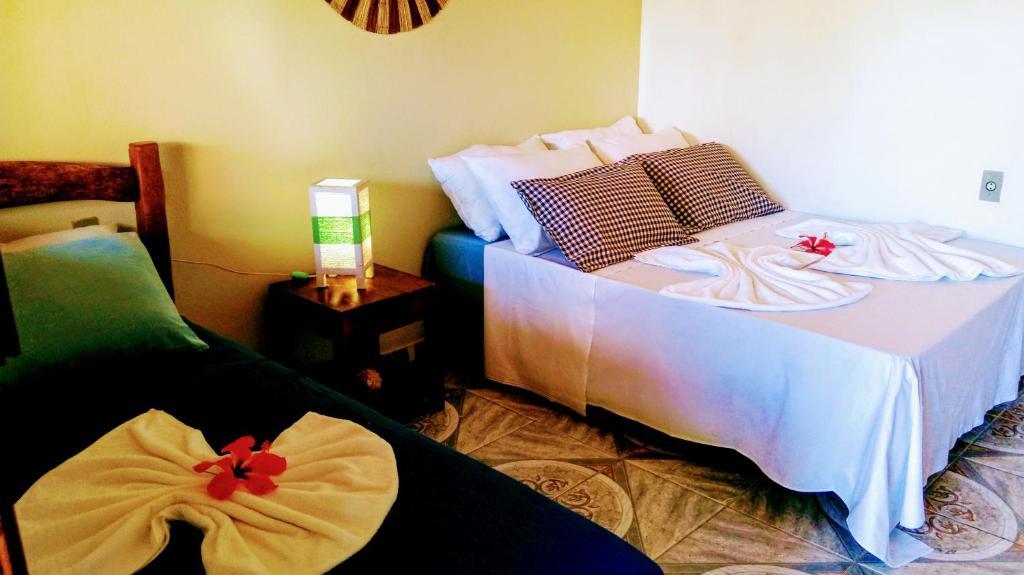 Отель Pousada AFlora, Барра-Гранди