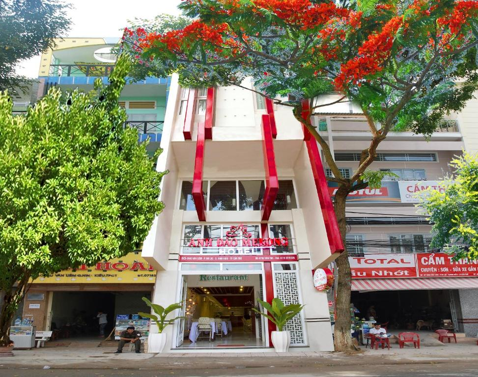 Anh Dao Mekong Hotel, Кантхо