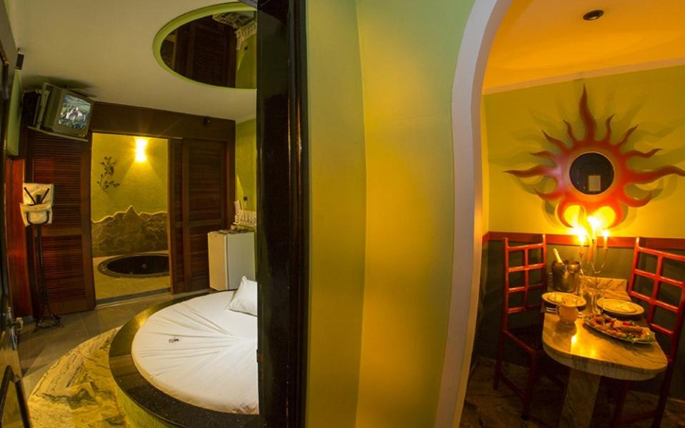 Мотель Village Motel (adults only), Рибейран-Прету