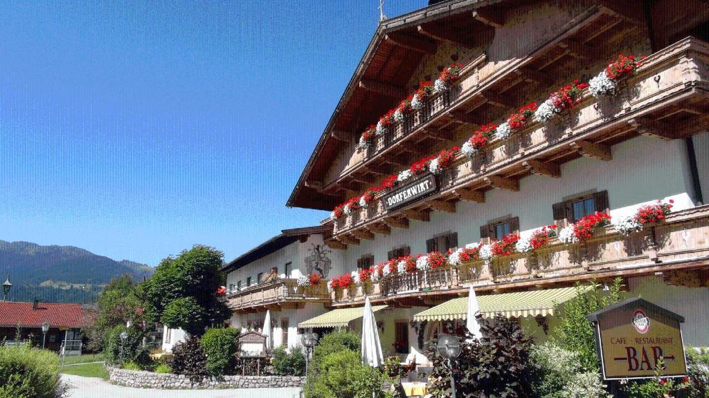 Landgasthof Dorferwirt, Альпбах, Австрия