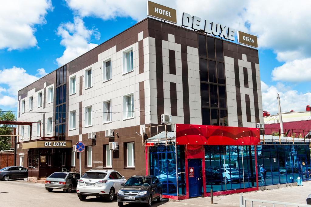 Deluxe 2 Hotel, Альметьевск