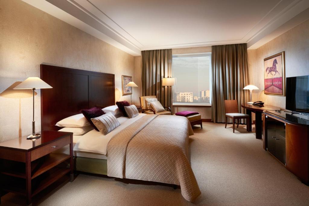 Regent Warsaw Hotel, Варшава, Польша