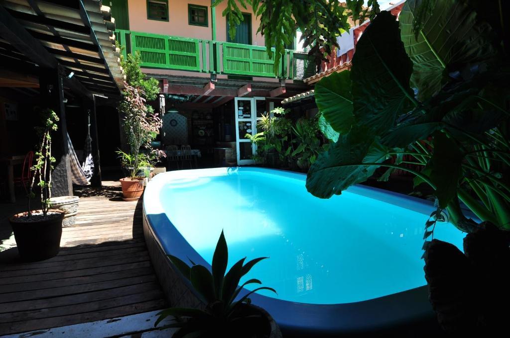 Отель Hostel Villas Boas, Арраял-ду-Кабу
