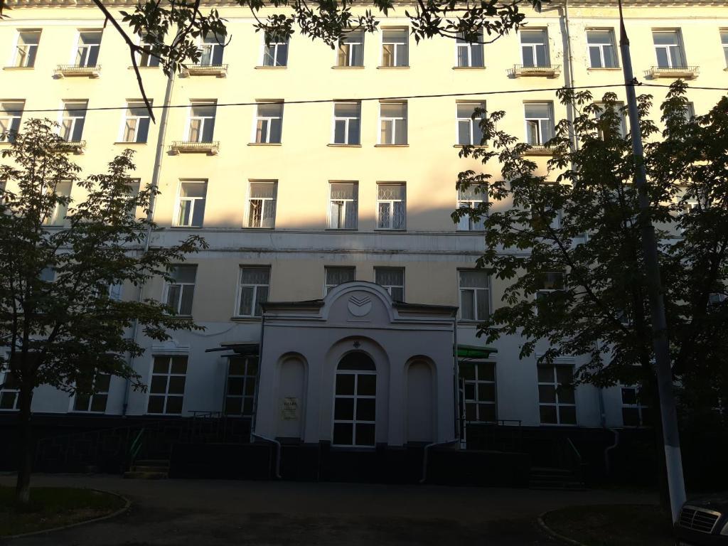 Отель Вечный Зов Кожуховская, Москва